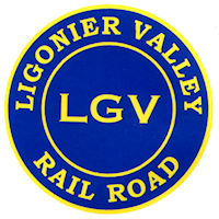 Ligonier Valley Rail Road logo