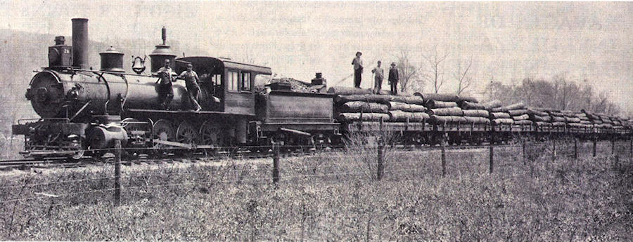 The Pittsburgh, Westmoreland and Somerset Railroad